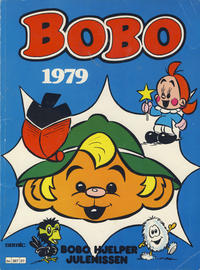 Cover Thumbnail for Bobo årsalbum (Semic, 1978 series) #1979