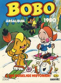 Cover Thumbnail for Bobo årsalbum (Semic, 1978 series) #1980