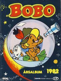 Cover Thumbnail for Bobo årsalbum (Semic, 1978 series) #1982