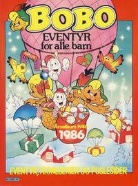 Cover Thumbnail for Bobo årsalbum (Semic, 1978 series) #1986