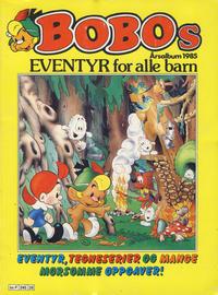 Cover Thumbnail for Bobo årsalbum (Semic, 1978 series) #1985