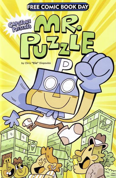Cover for Capstone Presents Mr. Puzzle (Capstone Publishers, 2013 series)
