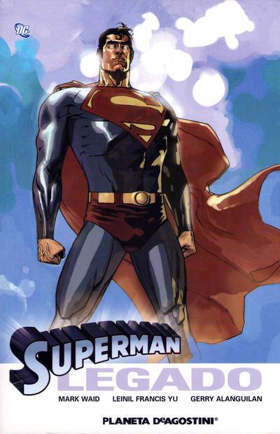 Cover for Superman: Legado (Planeta DeAgostini, 2006 series)