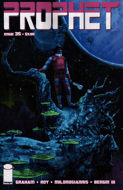Cover for Prophet (Image, 2012 series) #35