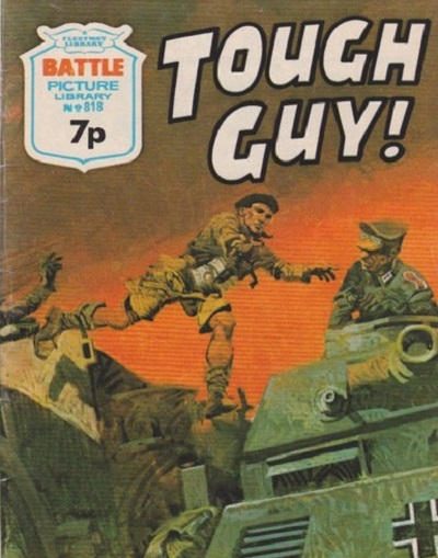 Cover for Battle Picture Library (IPC, 1961 series) #818