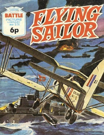 Cover for Battle Picture Library (IPC, 1961 series) #574