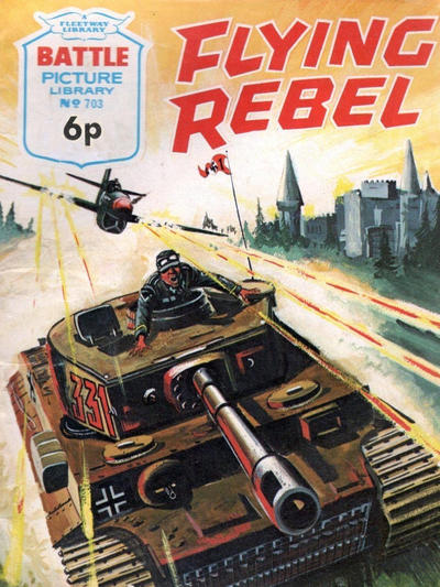 Cover for Battle Picture Library (IPC, 1961 series) #703