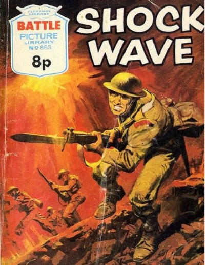 Cover for Battle Picture Library (IPC, 1961 series) #863