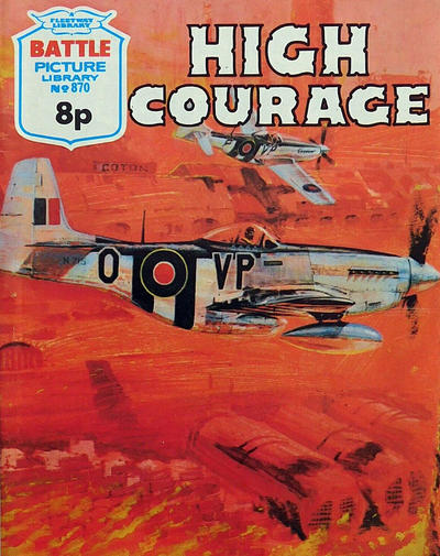 Cover for Battle Picture Library (IPC, 1961 series) #870