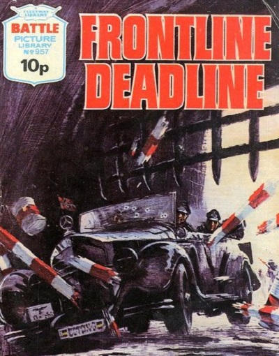 Cover for Battle Picture Library (IPC, 1961 series) #957