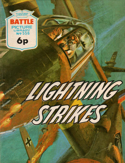 Cover for Battle Picture Library (IPC, 1961 series) #556