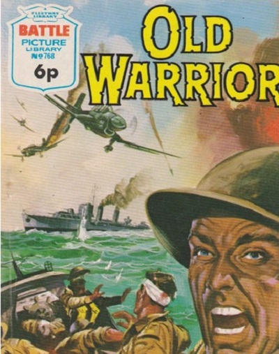 Cover for Battle Picture Library (IPC, 1961 series) #768