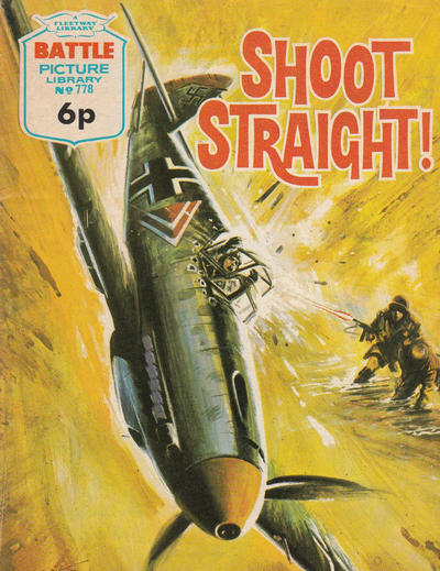 Cover for Battle Picture Library (IPC, 1961 series) #778