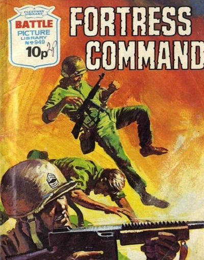 Cover for Battle Picture Library (IPC, 1961 series) #949