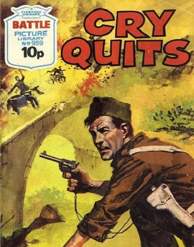 Cover for Battle Picture Library (IPC, 1961 series) #959