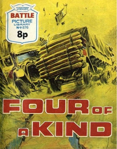 Cover for Battle Picture Library (IPC, 1961 series) #876