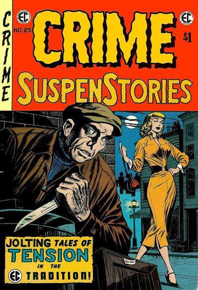 Cover for E.C. Classic Reprint (East Coast Comix, 1973 series) #6