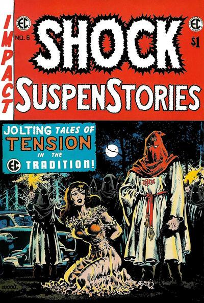 Cover for EC Classic Reprint (East Coast Comix, 1973 series) #8