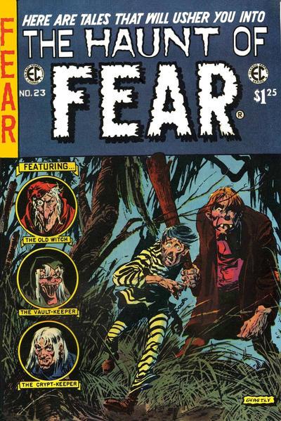 Cover for E.C. Classic Reprint (East Coast Comix, 1973 series) #10