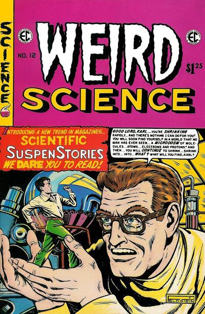 Cover for E.C. Classic Reprint (East Coast Comix, 1973 series) #11