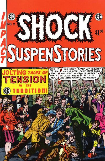 Cover for EC Classic Reprint (East Coast Comix, 1973 series) #12