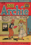 Cover for Archie Comics (H. John Edwards, 1950 ? series) #25