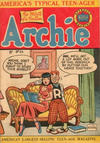 Cover for Archie Comics (H. John Edwards, 1950 ? series) #26