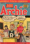 Cover for Archie Comics (H. John Edwards, 1950 ? series) #27
