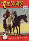 Cover for Texas (Serieforlaget / Se-Bladene / Stabenfeldt, 1953 series) #21/1955