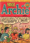 Cover for Archie Comics (H. John Edwards, 1950 ? series) #46