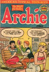 Cover for Archie Comics (H. John Edwards, 1950 ? series) #47