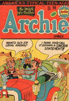 Cover for Archie Comics (H. John Edwards, 1950 ? series) #55