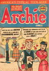 Cover for Archie Comics (H. John Edwards, 1950 ? series) #32