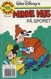 Cover Thumbnail for Donald Pocket (1968 series) #25 - Mikke Mus på sporet [3. opplag Reutsendelse 391 07]