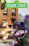 Cover for Sesame Street (Ape Entertainment, 2013 series) #1 [Cover B]