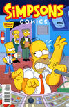 Cover for Simpsons Comics (Bongo, 1993 series) #202