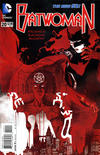 Cover for Batwoman (DC, 2011 series) #20