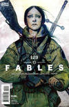 Cover for Fables (DC, 2002 series) #129