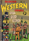 Cover for Bumper Western Comic (K. G. Murray, 1959 series) #12