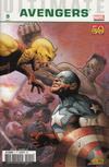 Cover for Ultimate Avengers (Panini France, 2010 series) #9