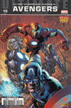 Cover for Ultimate Avengers (Panini France, 2010 series) #10