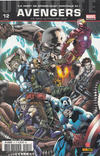 Cover for Ultimate Avengers (Panini France, 2010 series) #12