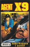 Cover for Agent X9 (Egmont, 1997 series) #191