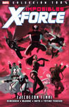 Cover for 100% Marvel. Imposibles X-Force (Panini España, 2011 series) #5 - Ejecución Final