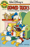 Cover Thumbnail for Donald Pocket (1968 series) #26 - Donald Duck's fengslende historier [1. opplag]