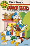 Cover Thumbnail for Donald Pocket (1968 series) #26 - Donald Duck's fengslende historier [3. opplag]