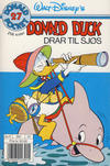 Cover Thumbnail for Donald Pocket (1968 series) #27 - Donald Duck drar til sjøs [4. opplag Reutsendelse 391 07]