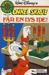 Cover Thumbnail for Donald Pocket (1968 series) #75 - Onkel Skrue får en lys ide! [1. opplag Reutsendelse 384 32]