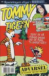 Cover for Tommy og Tigern (Bladkompaniet / Schibsted, 1989 series) #12/2001
