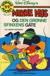 Cover Thumbnail for Donald Pocket (1968 series) #29 - Mikke Mus og den grønne sfinxens gåte [2. opplag]